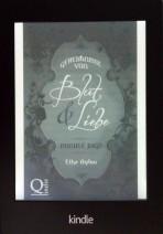 """Foto des Buches """"Geheimnisse von Blut und Liebe: Dunkle Jagd"""" geschrieben von Elke Aybar auf meinem E-Book-Reader"""