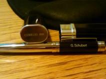 Mein Kugelschreiber für besondere Anlässe