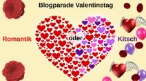 Grafik zur Blogparade mit dem Titel und jeder Menge Herzen