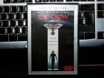 """Foto: DVD von """"The Crow – Die Krähe"""""""