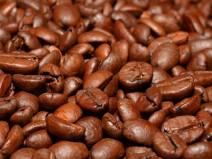 Jede Menge Kaffee-Bohnen