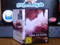 """Foto der DVD """"Wenn ich bleibe"""""""