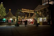 Foto vom Weihnachtsmarkt am Gendarmenmarkt